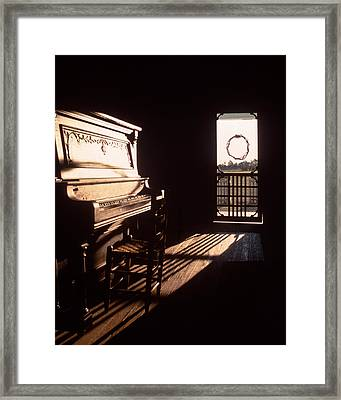 Play Me Framed Print by David and Carol Kelly