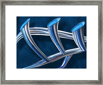 Play Me Framed Print by Paul Wear