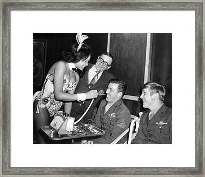 Playboy Framed Print by Retro Images Archive