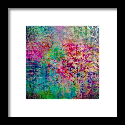 Texture Framed Prints