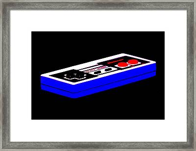 Playing With Power Framed Print