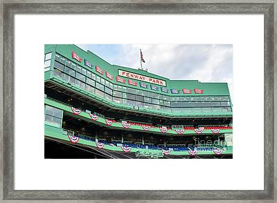 Playoff Time Framed Print by Mike Ste Marie