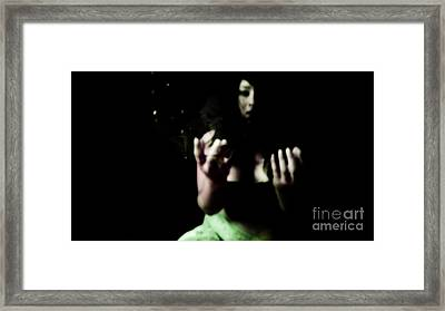 Framed Print featuring the photograph Pleading by Jessica Shelton