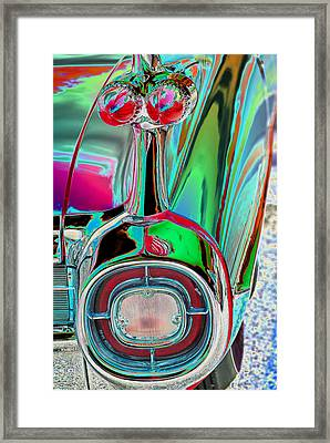 Please Don't Leave Me..i Love You Baby Framed Print by Miki  Finn