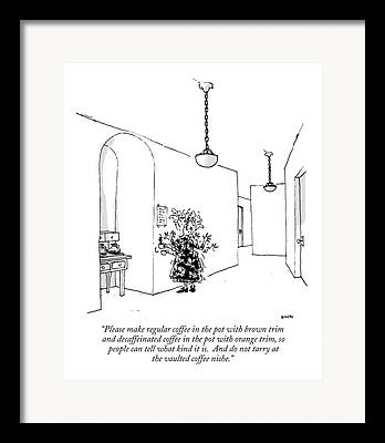 The Vault Drawings Framed Prints