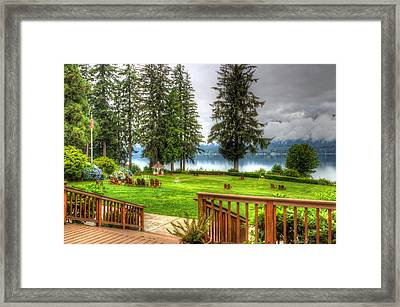 Please Take Me Back Framed Print by Heidi Smith