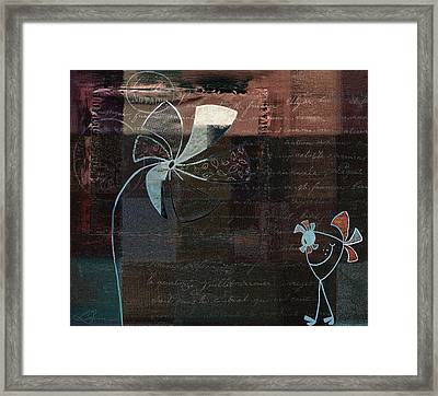 Plouk - J091128146sp1a Framed Print by Variance Collections