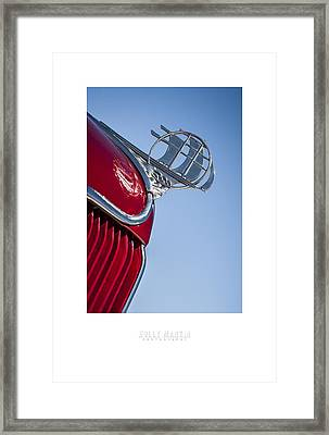 Plymouth Framed Print by Holly Martin