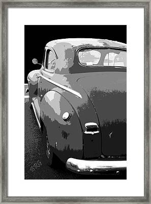 Plymouth The Car Framed Print by Ben and Raisa Gertsberg