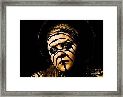 Framed Print featuring the photograph Pm Cm03 by Kristen R Kennedy