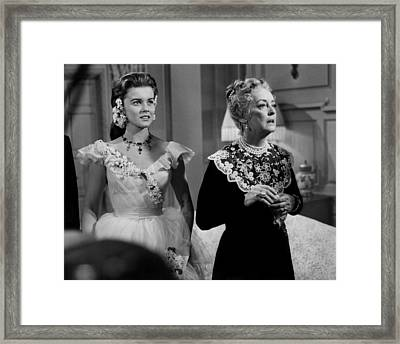 Pocketful Of Miracles, From Left Framed Print by Everett