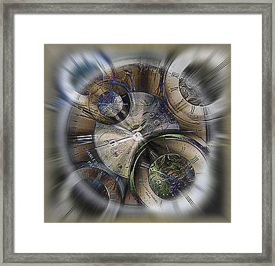 Pocketwatches 2 Framed Print