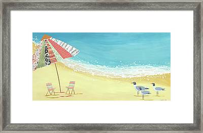 Poco Y Poco Framed Print by Jennifer Peck