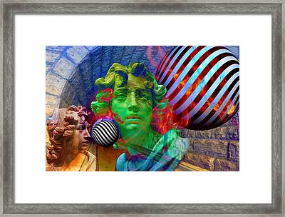 Poet-prophet? Framed Print by Vito Valenti