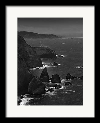 Bonita Point Framed Prints