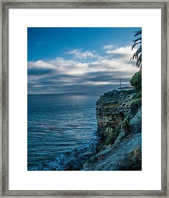 Point Fermin San Pedro Ca Framed Print