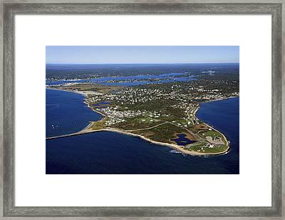 Point Judith, Rhode Island Framed Print