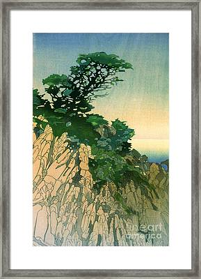 Point Lobos California 1920 Framed Print by Padre Art
