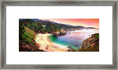 Point Lobos State Reserve Framed Print by Emmanuel Panagiotakis