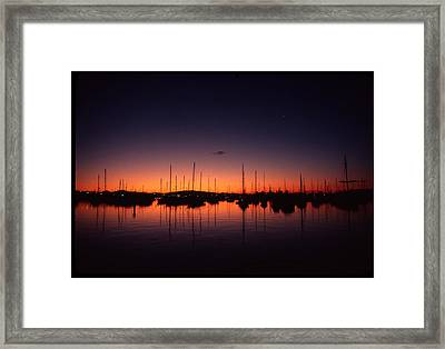Point Loma Framed Print