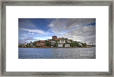 Point Piper - Sydney - Australia Framed Print by Bryan Freeman