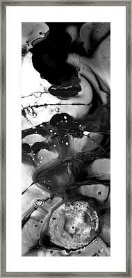 Polar Play Framed Print