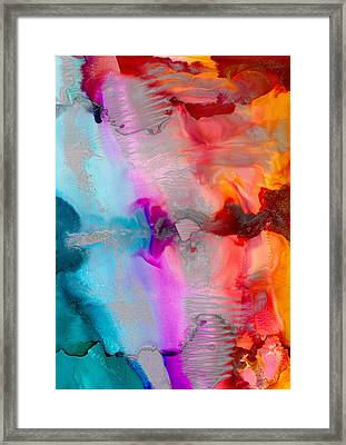Polar Strength Framed Print