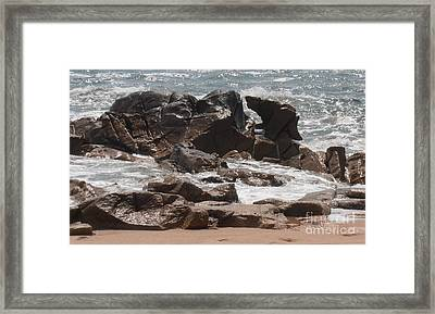 Polarised Framed Print
