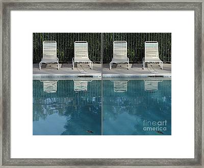 Polarization In Photography Framed Print by GIPhotoStock
