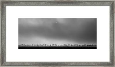 Polderlandscape Framed Print