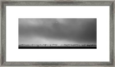 Polderlandscape Framed Print by Huib Limberg