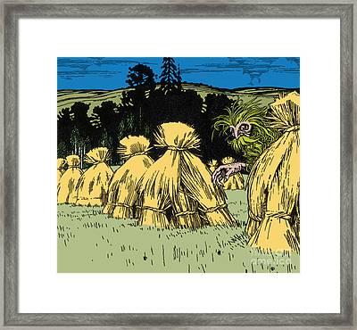 Polevik Framed Print