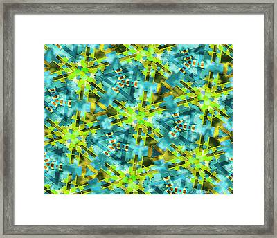 Pollenesia 2 Framed Print by Michael Sussna