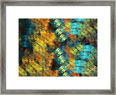 Pollux Framed Print