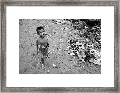 Polo What's Polo Framed Print