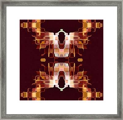 Polonaise In A  Framed Print