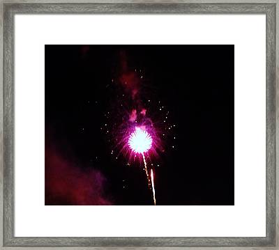 Framed Print featuring the photograph Pom Pom by Amar Sheow