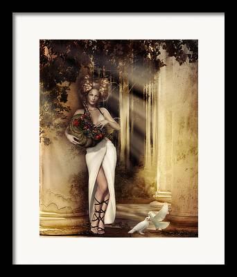 Pomona Framed Prints