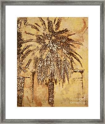 Pompeii Framed Print by Deborah Talbot - Kostisin