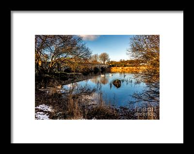 Llyn Padarn Framed Prints