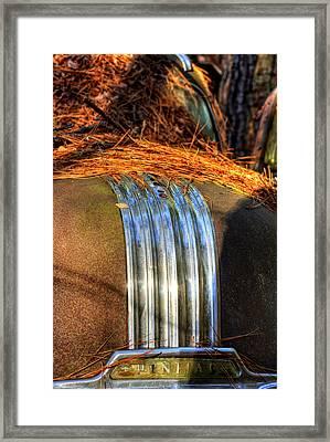 Pontiac Rear End Framed Print by Greg Mimbs