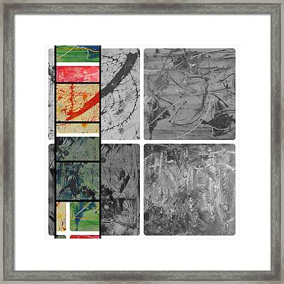 Framed Print featuring the photograph Poor And Rich by Sir Josef - Social Critic - ART