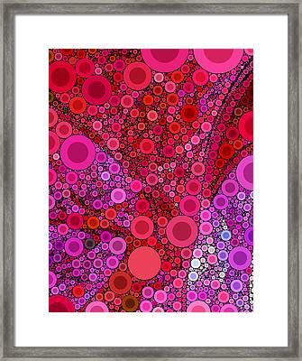Pop-11 Framed Print by RochVanh