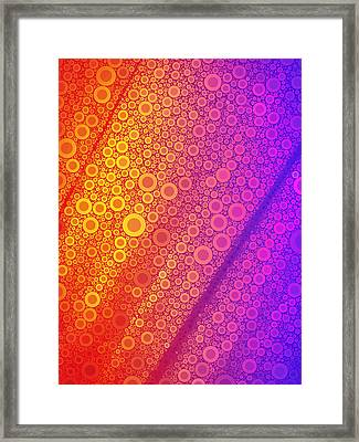 Pop-13-b Framed Print by RochVanh