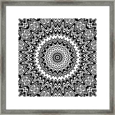 Pop Star Framed Print by Ron Brown