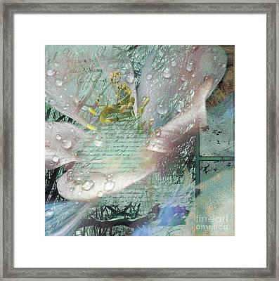 Pop V Framed Print by Yanni Theodorou