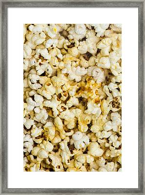 Popcorn - Featured 3 Framed Print by Alexander Senin