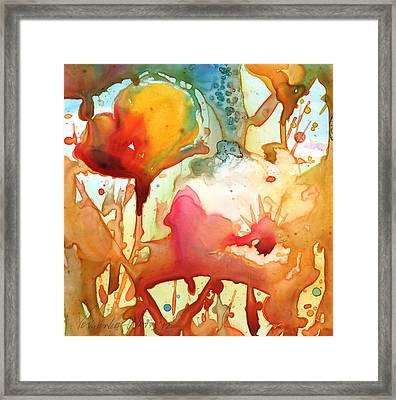 Poppies Framed Print by Yevgenia Watts