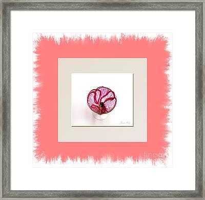 Poppy. Holiday Collection Framed Print by Oksana Semenchenko