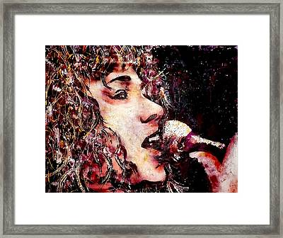 Popsoulfunk Framed Print by Chad Rice